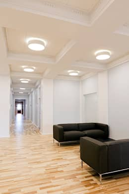 klasieke Studeerkamer/kantoor door planlicht GmbH & Co KG