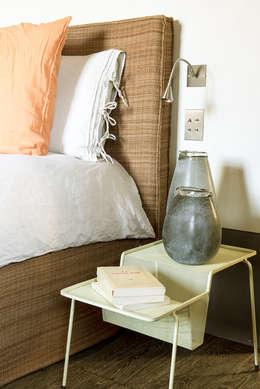 dmesure: akdeniz tarzı tarz Yatak Odası