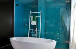 IDA14: modern tarz Banyo