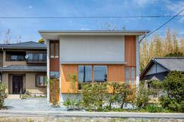 山田誠一建築設計事務所의  주택