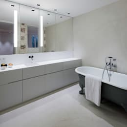 modern Bathroom by mayelle architecture intérieur design