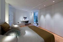mayelle architecture intérieur design: modern tarz Yatak Odası