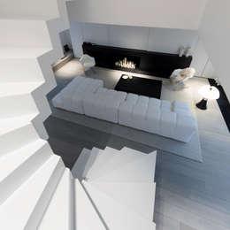mayelle architecture intérieur design의  거실