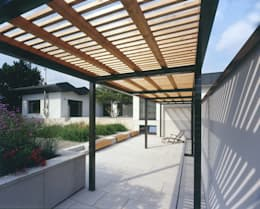 Jardins modernos por tredup Design.Interiors