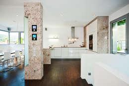 مطبخ تنفيذ Helwig Haus und Raum Planungs GmbH