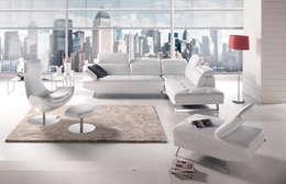 moderne Wohnzimmer von BARDI S.p.A.