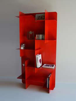 BLIBLI: Salon de style de style Moderne par DIFFERENT AND DIFFERENT