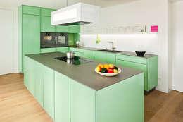 Bunte Küche bunte küchen popstahl