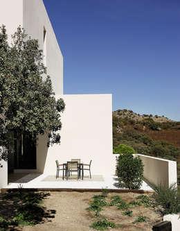 Casas de estilo moderno por Otto Medem Arquitectura S.L