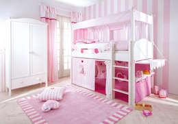 Kinderzimmer Herz / Kaufladen: Ausgefallene Kinderzimmer Von Annette Frank  Gmbh