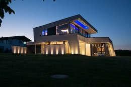 FLOW.Architektur: modern tarz Evler
