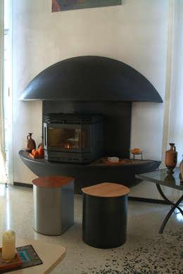 Maison de style  par Paolo D'Ippolito - idee e design