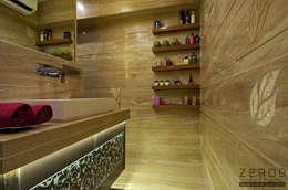 ZERO9: modern tarz Banyo