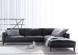 BertO: modern tarz Oturma Odası
