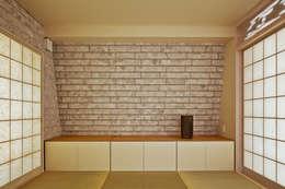 Murs de style  par ARAY Architecture