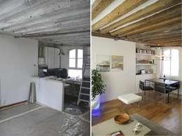 Projekty,   zaprojektowane przez Créateurs d'interieur