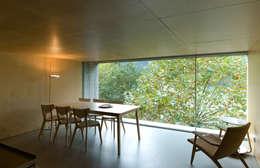 Projekty,  Okna zaprojektowane przez CORREIA/RAGAZZI ARQUITECTOS