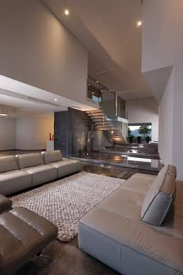 JT/Sala: Salas de estilo moderno por URBN