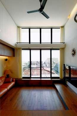 Salones de estilo asiático de eu建築設計