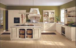modern Kitchen by doimo cucine