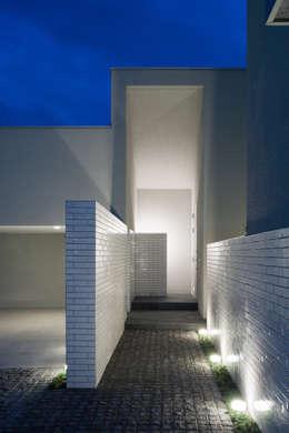 Form / Koichi Kimura Architects의  주택
