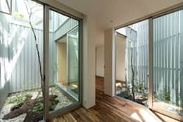Jardin de style de style Moderne par arbol