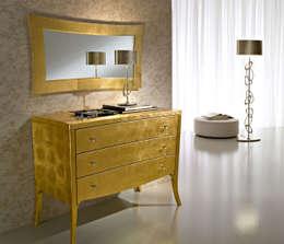 Ciacci: klasik tarz tarz Yatak Odası