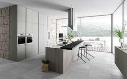 modern Kitchen by Meson's
