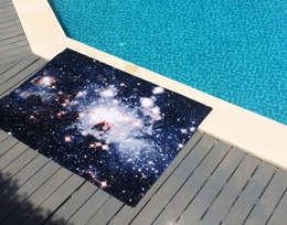 Beach Towels Nebula:  Badezimmer von schoenstaub