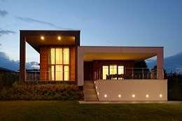 Jardin de style de style Minimaliste par M A+D Menzo Architettura+Design
