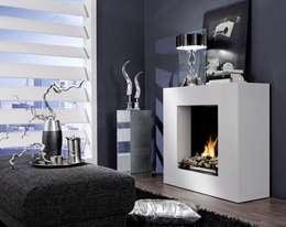 Гостиная в . Автор – Kamin-Design GmbH & Co KG