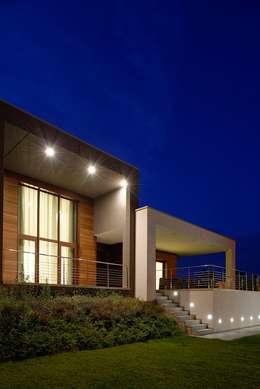Jardines de estilo minimalista por M A+D Menzo Architettura+Design