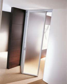 Tutti i vantaggi delle porte a libro - Porte chiusura a libro ...