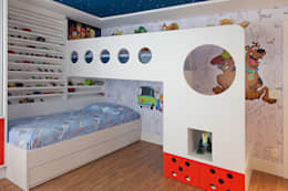 moderne Kinderkamer door Link Interiores