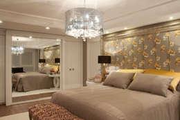 Dormitorios de estilo clásico por Link Interiores