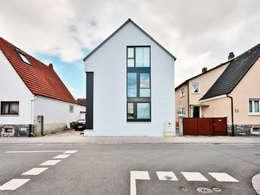moderne Huizen door Helwig Haus und Raum Planungs GmbH