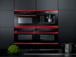 Projekty,  Kuchnia zaprojektowane przez Küppersbusch Hausgeräte GmbH