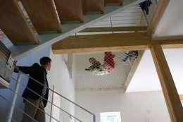 Дом в уровнях: Детские комнаты в . Автор – Snegiri Architects
