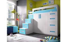 Детская комната в . Автор – Mueblalia