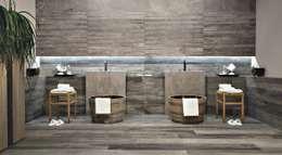 Plaza Yapı Malzemeleri – Styletech: modern tarz Banyo