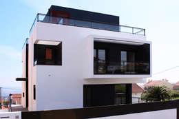 Дома в . Автор – Estúdio AMATAM