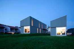 minimalistische Häuser von Cattaneo Brindelli architetti associati