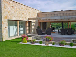 Habitações  por HUGA ARQUITECTOS