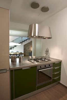 marco olivo: modern tarz Yemek Odası