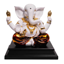 Decorative Ganesha Statue:  Artwork by M4design