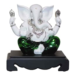 Blessing Ganesha Statue:  Artwork by M4design