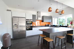 modern Kitchen by AD3 Design Limited