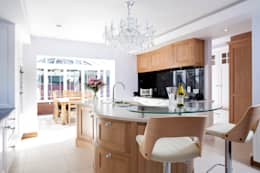 مطبخ تنفيذ Designer Kitchen by Morgan