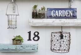 Jardines de estilo colonial por VILLATTE - La Maison