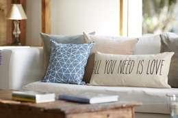 Dise os espectaculares de almohadones para sillones for Fabrica de sillones modernos en buenos aires